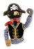 pirate puppet barnacle bart always ready