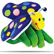 Buy Beleduc Butterfly Glove Puppet