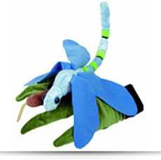 Beleduc Dragonfly Glove Puppet