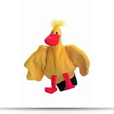Beleduc Yellow Duck Glove Puppet