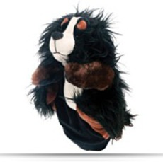 Buy Bernese Mountain Dog Glove Puppet