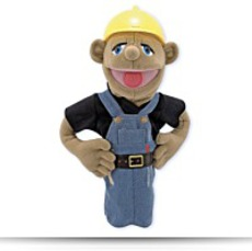 Buy Construction Worker Puppet