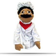 Buy Melissa And Doug Chef Puppet