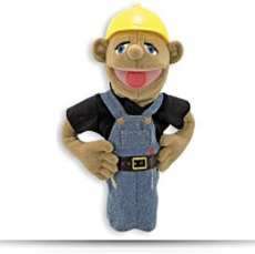 Melissa And Doug Construction Worker