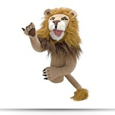Buy Melissa And Doug Rory The Lion Puppet