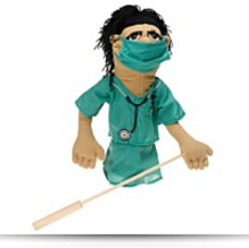 Buy Melissa And Doug Surgeon Puppet
