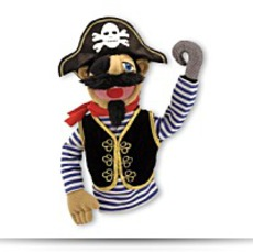 Pirate Puppet Pirate Puppet
