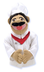 melissa doug chef puppet what's dinner