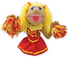 melissa doug cheerleader puppet