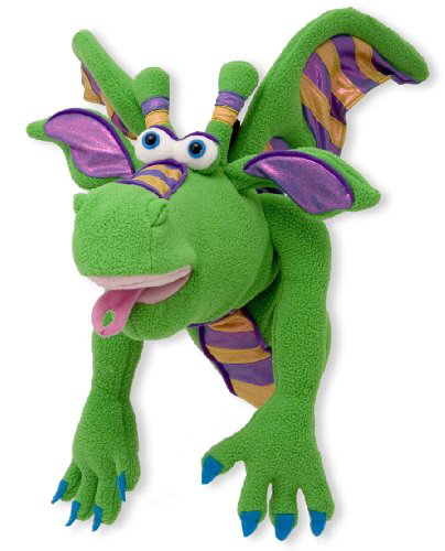 Melissa And Doug Smoulder The Dragon