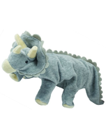 Triceratops Glove Puppet